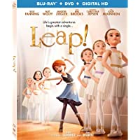 Leap! on Blu-ray