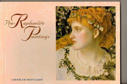 Pre Raphaelite Paintings - Pre-Raphaelite Paintings: Postcard Book