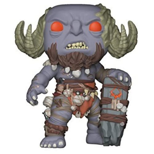 Funko - Pop Vinyle God of War Fire Troll Figurine, 21683