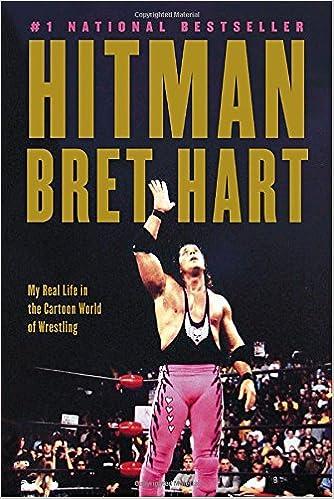 0b1bad510 Hitman: My Real Life in the Cartoon World of Wrestling - Livros na Amazon  Brasil- 9780307355676