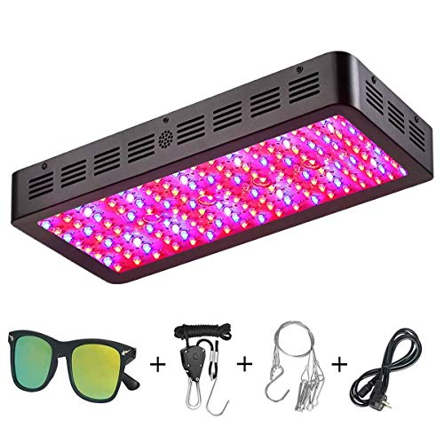 The Best Led Grow Lights Reviews in US - 4