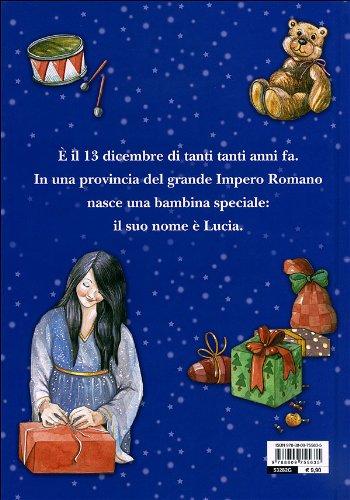 Amazonit La Vera Storia Di Santa Lucia Ediz Illustrata Sergio