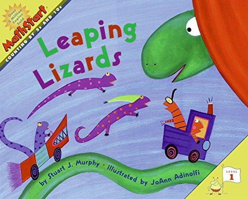 Leaping Lizards (MathStart 1) -