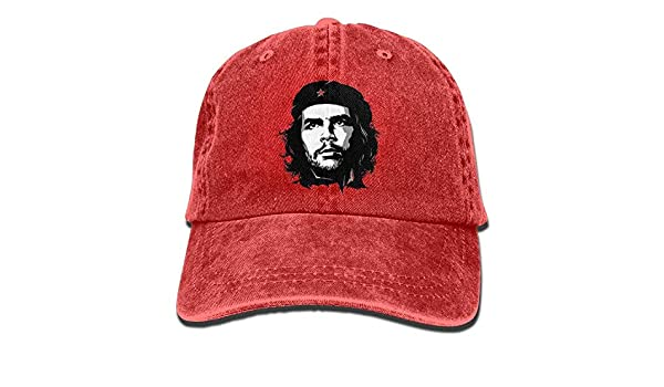 Bgejkos Cowboy Hat Cap Men Women Communist Fighter Che Guevara QW5166   Amazon.es  Deportes y aire libre d20c2095f33