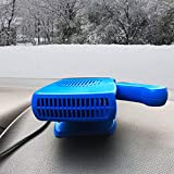 Portable Winter Car Heater Glass Defogging 12V 200W Car Off-Road Vehicle Heating and Cooling Mode Automatic Thermostat Automatic Adjustment