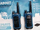 Motorola Talkabout T461 FRS/GMRS Two-Way Radio Pair with Bonus Carry Case and Car Charger
