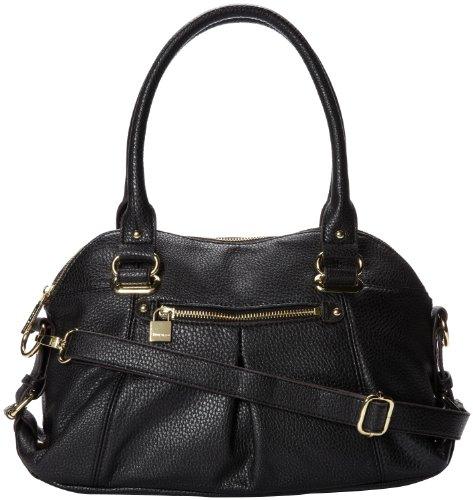 Anne Klein Trinity Satchel Handbag