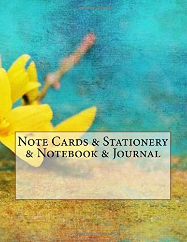 Download Note Cards & Stationery & Notebook & Journal pdf epub