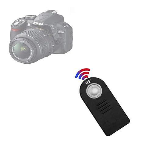 LXH Wireless IR Control remoto disparador de obturador para Nikon ...