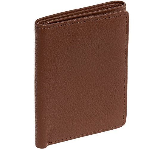 ross-michaels-mens-tan-leather-trifold-wallet