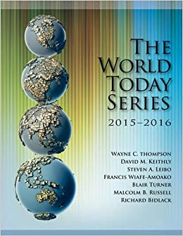 The World Today Series (World Today Series (All Volumes))
