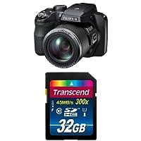 Fujifilm FinePix S9400W 16 MP Digital Camera with 3.0-Inch L