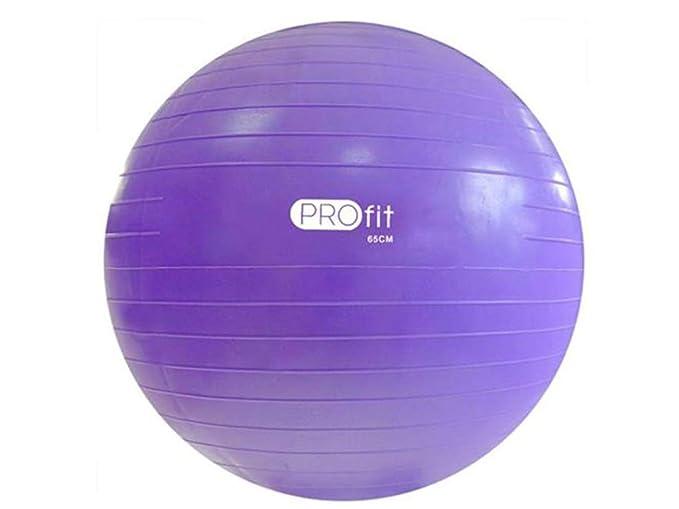 Profit DK2102 - Pelota para Pilates (55 cm, 65 cm, 75 cm, con ...