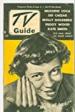 1952 TV Guide September 5 Imogene Coca (40 pg) - NY Metro Edition Good to Very Good (2 1/2 out of 10) Well Used by Mickeys Pubs