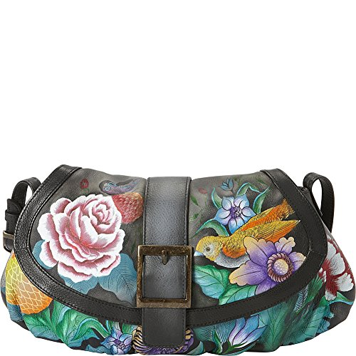 ANUSCHKA Bagaglio a mano, Vintage Bouquet (Multicolore) - 499-VBQ