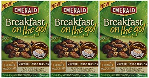 Emerald Breakfast Coffee Caramel Machiatto