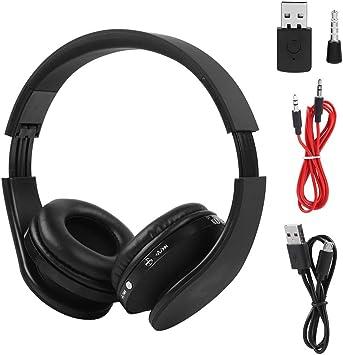 Stéréo Gaming Headset pour PS4 Bluetooth casque de jeu sans fil HiFi Oreillette stéréo pour Xbox One, PC
