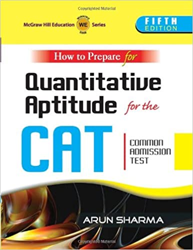 Buy How to Prepare for Quantitative Aptitude for the CAT (Common