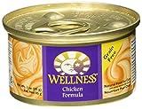 Wellness Chicken Formula Can Cat (Pack of 96)