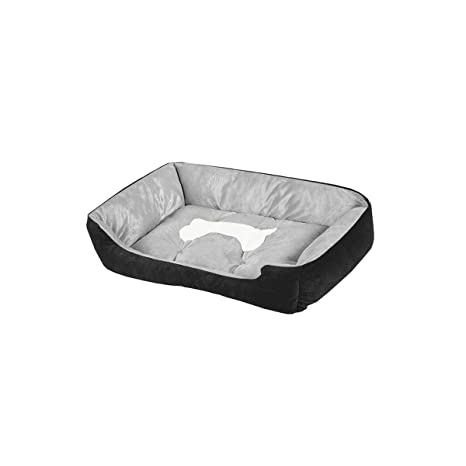 Amazon.com: Luciphia - Sofá cama rectangular para mascotas ...