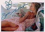 Julie McCullough Sexy Photo Autograph photo Signed Autogramm Reprint 45