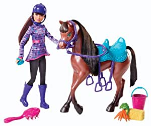 Barbie And Her Sisters In A Pony Tale Skipper And Horse