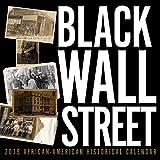 Black Wall Street 2019 African American history Calendar