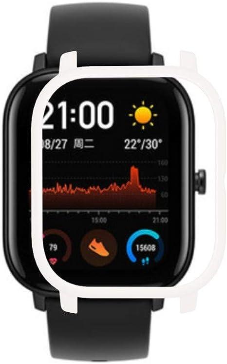 Image of 2019, ¡Nuevo! Reemplazo de PC Watch Case Cover Shell Frame Protector para Xiaomi Huami Amazfit GTS Watch, Estuche Protector Ultraligero