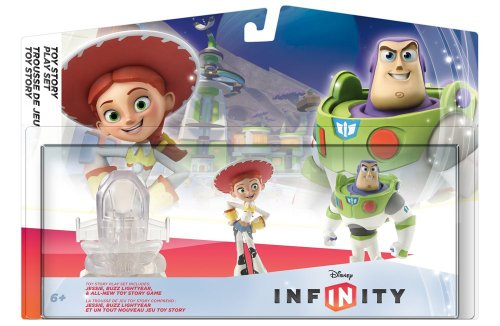 DISNEY INFINITY Play Set Pack - Toy Story Play (Toy Story Wii)
