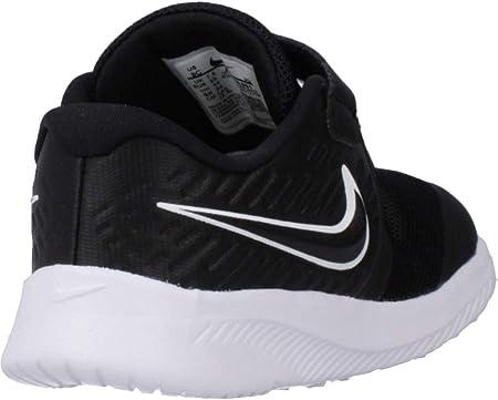 Zapatillas para ni�a, Color Negro (001), Marca NIKE, Modelo Zapatillas para Ni�a NIKE NIKE Star Runner 2 (TDV) Negro