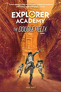 Book Cover: Explorer Academy: The Double Helix