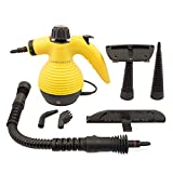 Comforday Handheld Multi-Purpose Pressurized Steam Cleaner with 9 Accessories