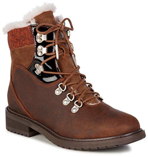 EMU Australia Primrose Sands Womens Deluxe Wool Waterproof Boots Oak b9hZtLX1CW