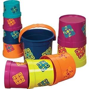 Kids Bazillion Buckets