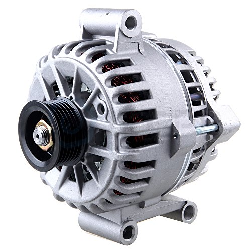 Alternators,ECCPP V6 135Amp 2 Clock CW 8437 for Ford Auto and Light Truck Mustang 2005-2008 4.0L(245) V66R3Z-10346-ARM AFD0117 12V