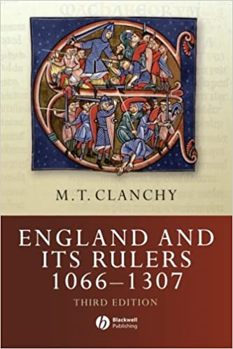 Book England and Its Rulers 1066-1307 (Blackwell Classic Histories of England)