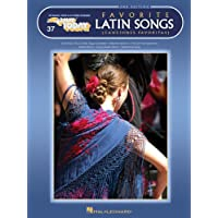 Favorite Latin Songs: E-Z Play Today Volume 37