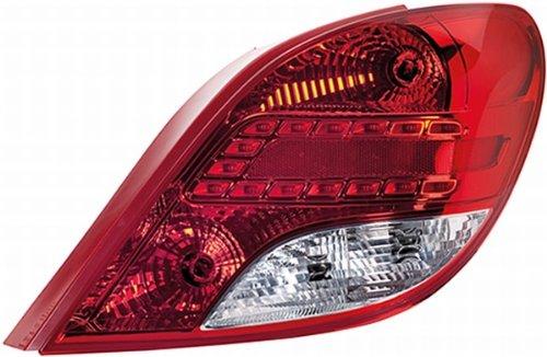 gauche avec porte-lampe HELLA 2VA 354 673-011 Feu arri/ère 12V LED