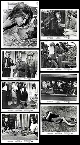 "Secret War of Harry Frigg - Authentic Original 10"" x 8"" Movie Poster"