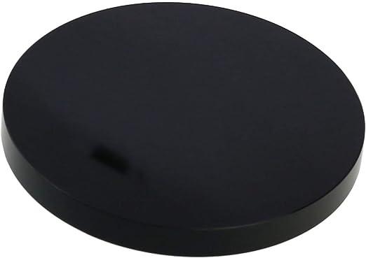 Amazon.com: Vranky - Espejo de rascador obsidiano negro de ...