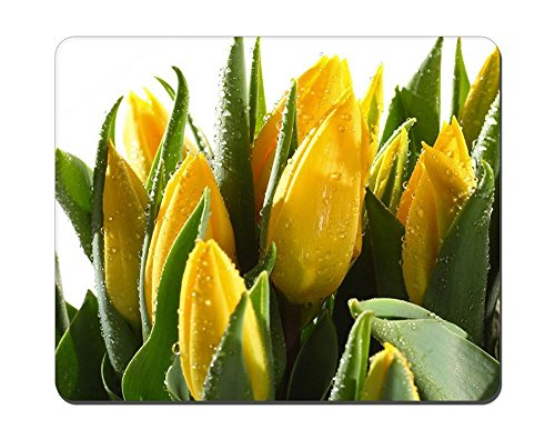 Flower Picture(P-Number-1947) Game Office Mouse Pad (8.2x10.2inches)
