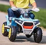 Kid Trax Nickelodeon's Paw Patrol Toddler Quad