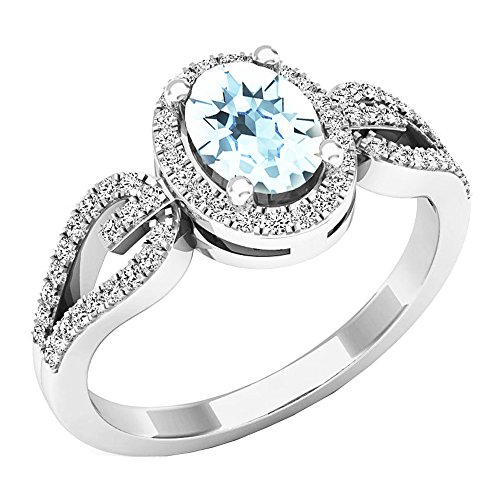 Oval Cut Diamonds - 4