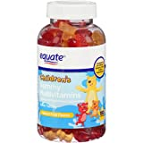 Children's Gummy Multivitamins, 190ct, By Equate, Compare to L'il Critters Gummy Vites