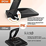 IPOW Hands Free Car Phone Mount, Magnetic Dashboard