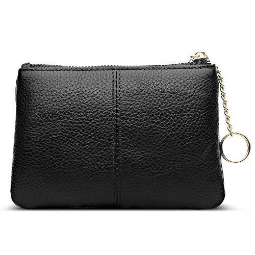 ANA LUBLIN leather Wallet Small Coin Purse Women RFID Blocking Mini Money Pocket by ANA LUBLIN (Image #1)