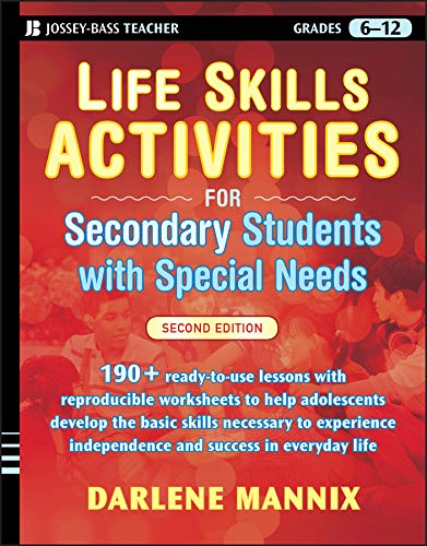 (Life Skills Activities for Secondary Students with Special Needs, 2 edition)