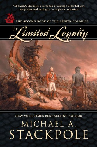 Of Limited Loyalty: Crown Colonies, Book Two ebook
