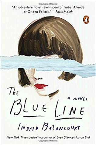 book cover of The Blue Line