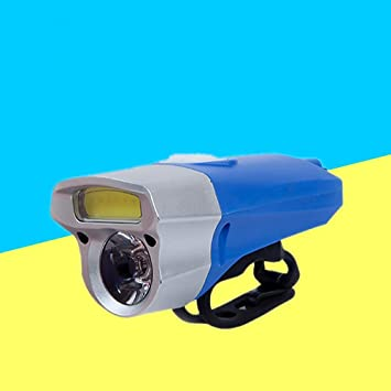 Kaxima Luces de Bicicleta USB Cargador Impermeable Bicicleta luz ...